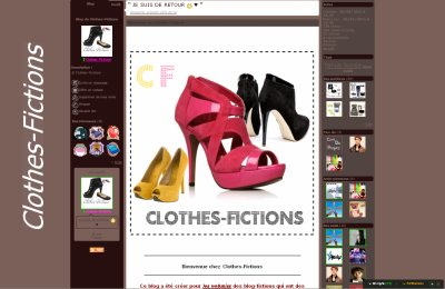Interview de Clothes-Fictions