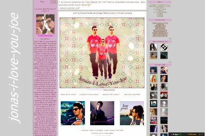 Interview de jonas-i-love-you-joe