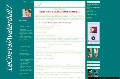 Interview de LeChevalAvatardu87