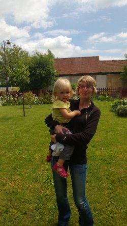 L'anniversaire des 2 ans de ma nièce Eléa