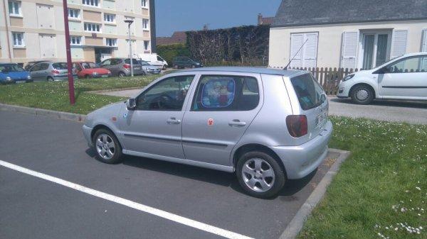 Nouvelle voiture depuis le 28 mai 2016