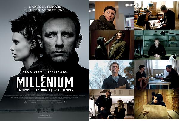 Millenium, les hommes qui n'aimaient pas les femmes (2012).