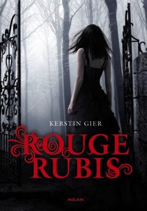 Rouge rubis (Edelstein Trilogie #1) par Kerstin Gier