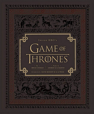 Dans les coulisses de Game of Thrones, de Bryan Cogman.