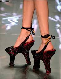 ♥ Top 10 des chaussures a talon les plus ETRANGES !  // Partie 1 //