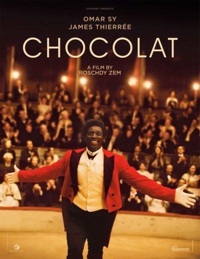 """- Le film """"Chocolat"""""""