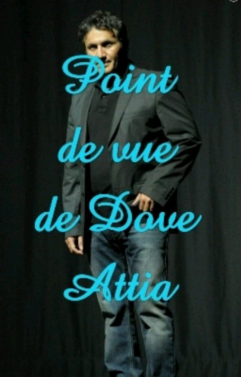 Point de vue de Dove Attia