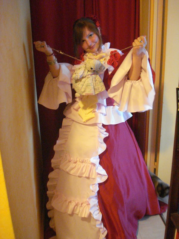 Cosplay pour la Japan Expo 2011 !! ^^