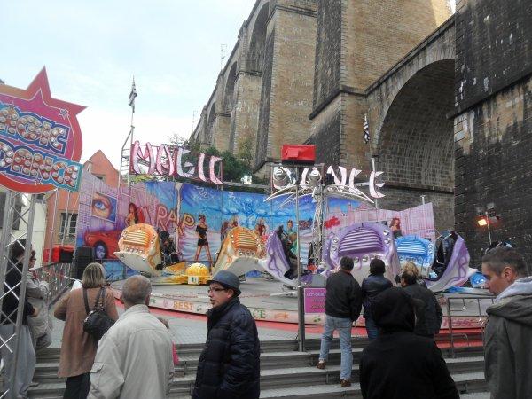 Foire Haute de Morlaix -  2012