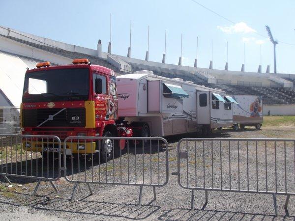 Reportage de l'été n°7 >> Le Cirque Roger Lanzac à Royan