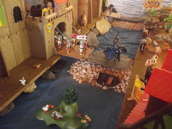 Reportage de l'été n°10 >> Le 1ER Salon du Playmobil de Morlaix