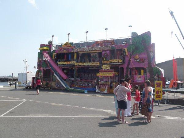 Reportage de l'été n°11 >> Fête Foraine de Roscoff
