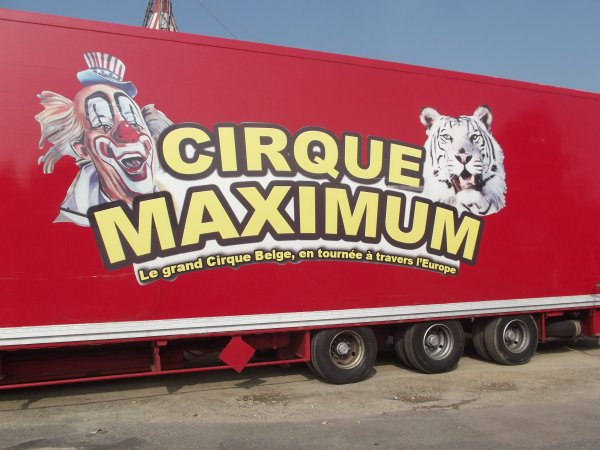 Reportage de L'été n°16 >> Cirque Maximum à Carentec