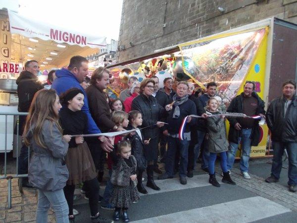 Fête Foraine de Morlaix - Foire Haute - 2013