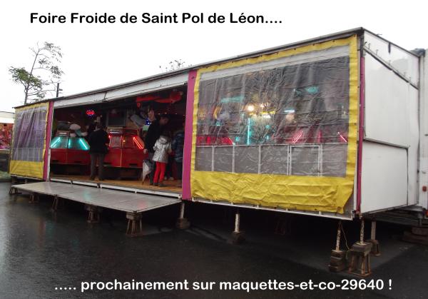 Foire Froide - Saint Pol de Léon (29)