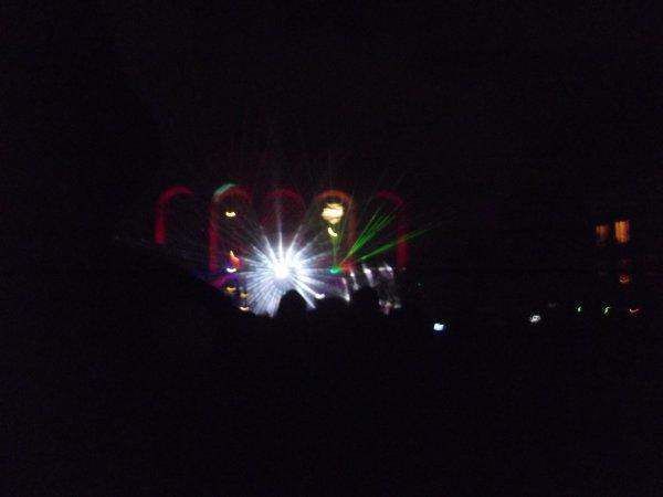 Show Laser et Illuminations - Morlaix (29)