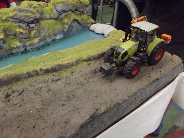 Expo de miniature agricole de Plourin Lès Morlaix (29) - 2014