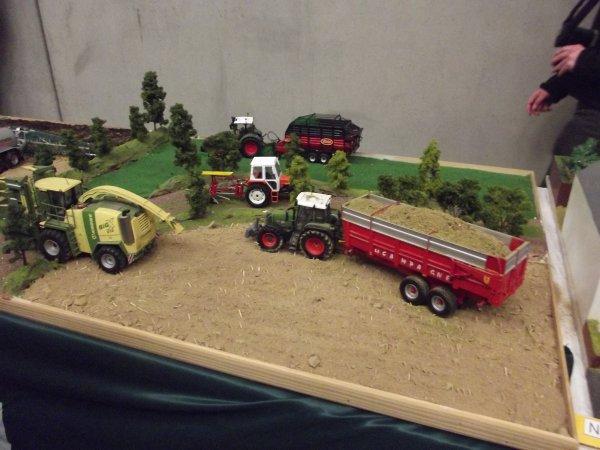 Expo de miniatures agricoles de Plourin Lès Morlaix (29) - 2014