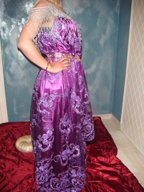 Robe Original Staifi violette