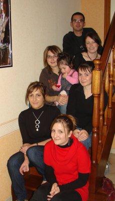 Un petit bout de ma famille <3