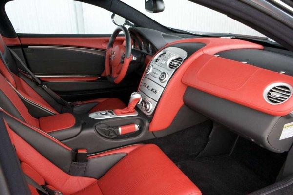 Mercedes SLR revue par FAB-Design