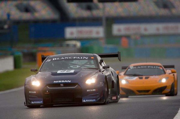 nismo GTR GT3