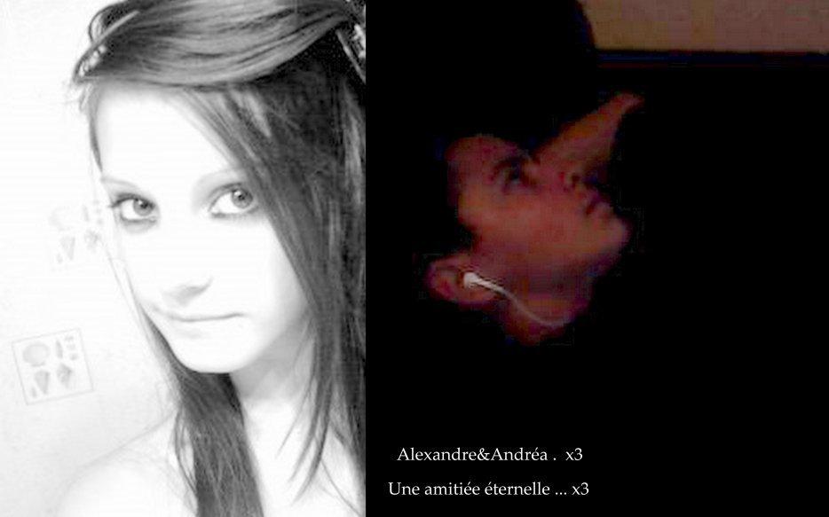 Alexandre&Andréa <3