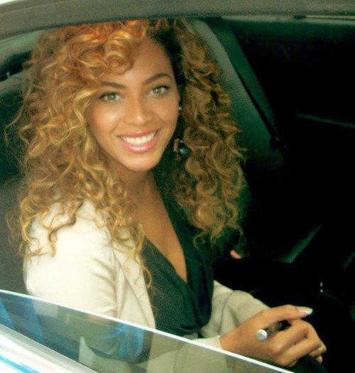 Miss Beyonce a eu son bebe nom de l'enfant: Ivy Blue Carter