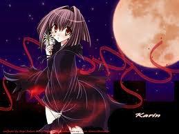 Chibi Vampire (Karin) <3 <3