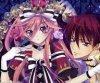 Kiss of Rose Princess - Kaede et Anis <3 <3