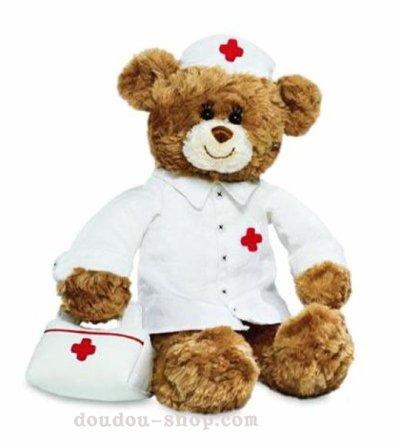 Je suis infirmière !!