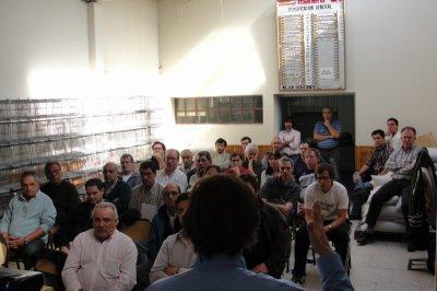 Jornada de capacitacion en canaricultura