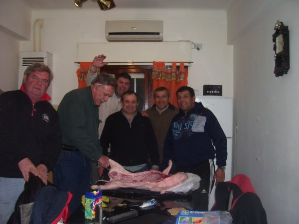 Campeonato Argentino FOA - 2012