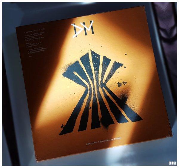 """A Broken Frame : The 12"""" Singles"""