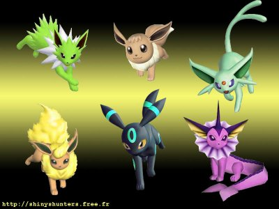 Evoli le pokemon a evolution 100 manga - Pokemon noir 2 evoli ...