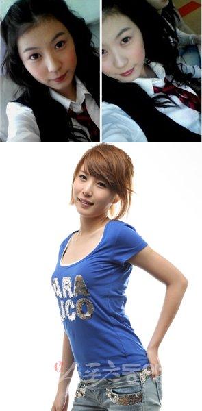 JIIN gagne contre Sohee (WG) la première place dans la competition d'ULJJANG