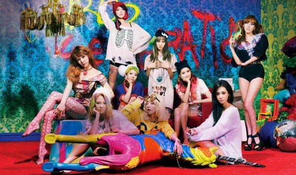 Girls' Generation: I Got a Boy