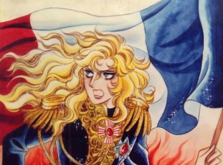 La Rose de Versailles   -   Lady Oscar