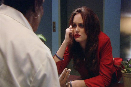 1x05 (Dare Devil) : Blair & Infirmière