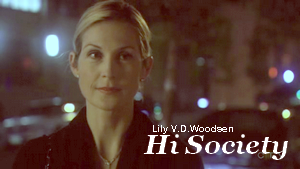 1x10 (Hi, Society) : Lily & Dan