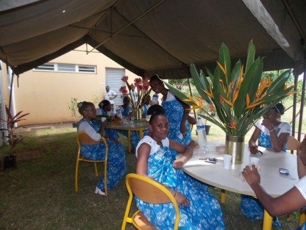 les hotesse de lycée de wenka