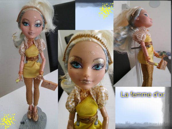 La femme d'or alias Darling Charming