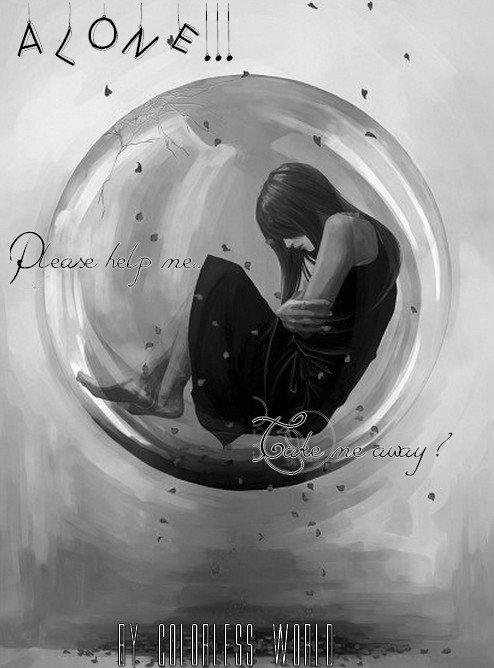 Alone ...