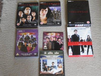 Mes DVD