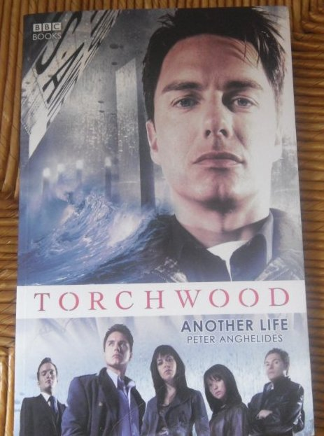 Livre Torchwood Another Life