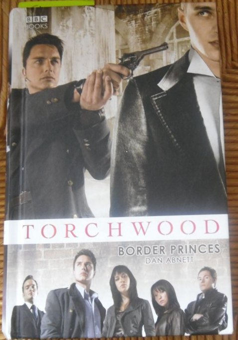 Livre Torchwood Borders Princes