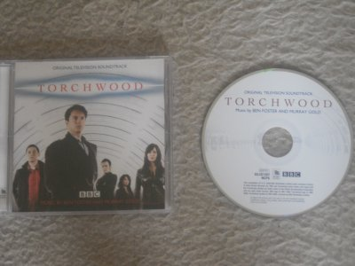 Cd Torchwood