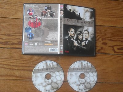 DVD Torchwood saison 3