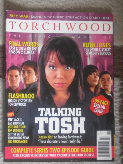 Torchwood Magazine n°4