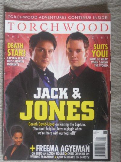 Torchwwod Magazine n°5